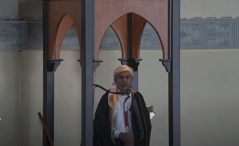 Shaykh Mohammed Al-Hashmi